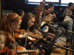 Kilfenora Ceili Band Youth