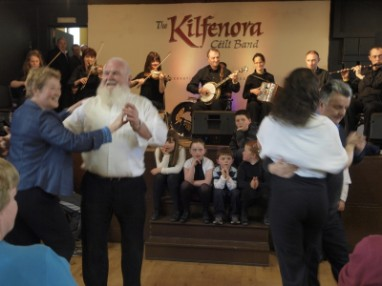 The Sean Nos Dancers At Kilfenora